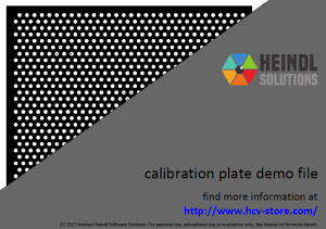 Calibration Plates as PDF
